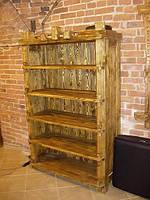 Шкаф для книг под старину