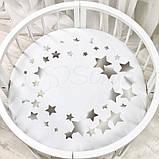 Простынь детская с печатью Созвездие, фото 3