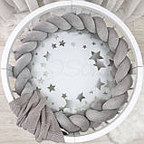 Простынь детская с печатью Созвездие, фото 6