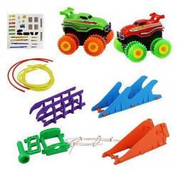 Детский игрушечный набор Supretto с машинками Монстр Трак