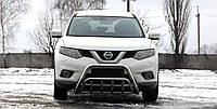 Защита переднего бампера (кенгурятник)  Nissan X-Trail T32 (13+), фото 1