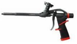 (31012) Пистолет для монтажной пены Haisser с PTFE покрытием всего корпуса