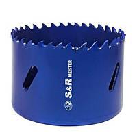 Биметаллическая кольцевая пила S&R Meister 65 мм (108039065)