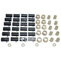 Комплект пластмассовых изделий сеялки СЗ-3,6А [3822БК]