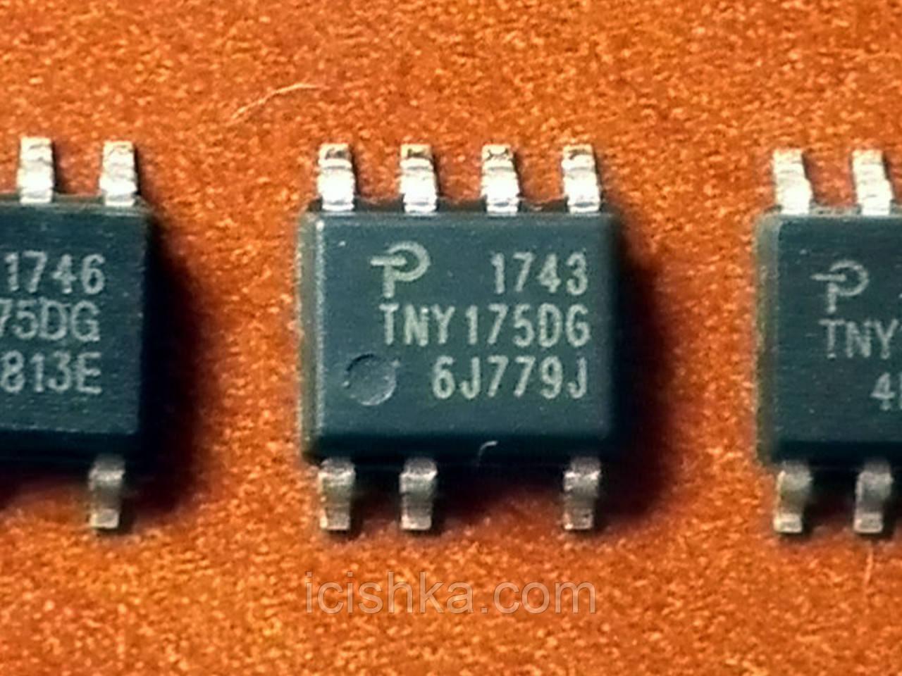 TNY175DG SOP7 - ШИМ контроллер для ИБП