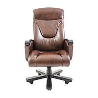 Кресло для руководителей Richman Босс коричневое