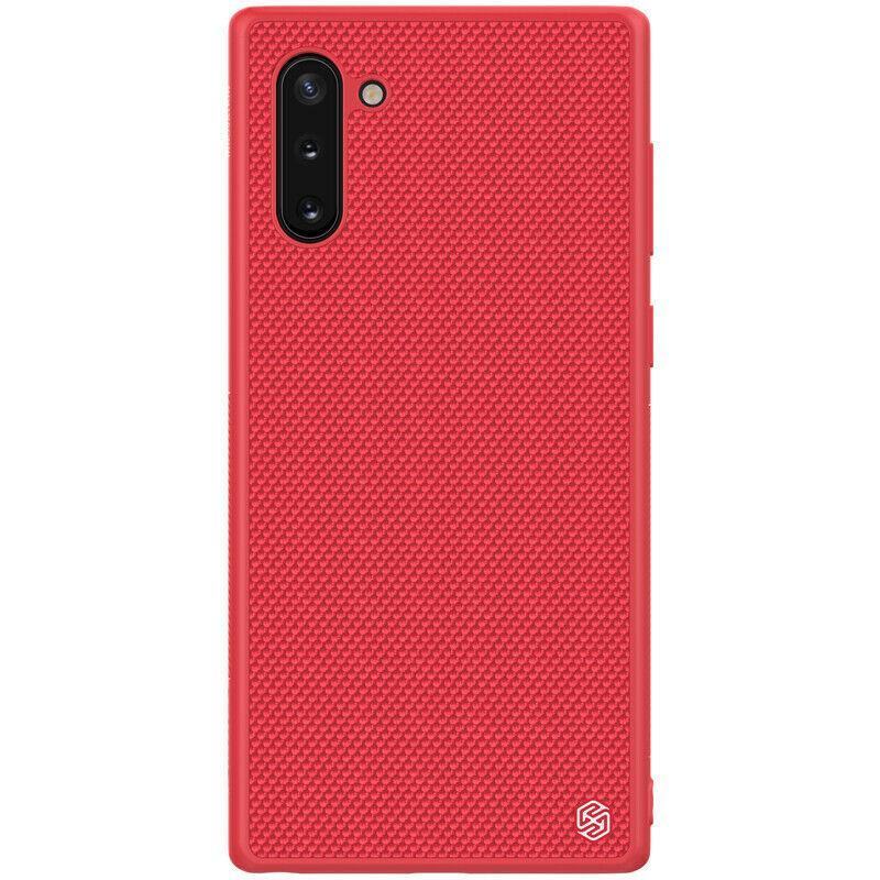 Nillkin Samsung Galaxy Note 10 Textured Case Red Чохол Накладка Бампер