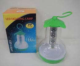 Кемпинговый фонарь, зеленый (109430)