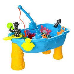 Детский игровой столик-рыбалка Zecong Toys с аксессуарами