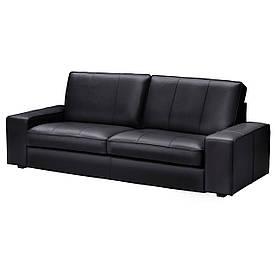 IKEA Диван шкіряний KIVIK ( 001.985.91)