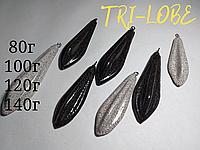 Tri-Lobe 80 г (80г -140 г.) грузило универсальное