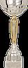 Кубок 8266, золотисто'-серый