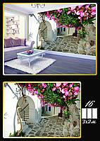 Фотообои Lux Design № 16  (плотная бумага) 2х3 м