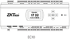 Контроллер ограничения доступа лифта на этажи ZKTeco EC10Box, фото 6