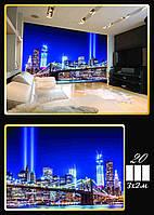 Фотообои Lux Design № 20  (плотная бумага) 2х3 м