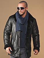 Куртка зимова і демісезонна на мутоне. Куртки чоловічі великі розміри - батал.
