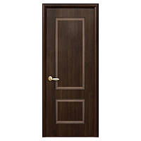 Межкомнатная дверь Новый стиль Порта ПВХ делюкс 900мм каштан рисунок Р1