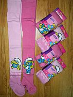 Детские колготки на девочеки оптом, Disney (Smurfs), 92-122 рр, фото 1