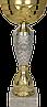 Кубок  8335, золотисто'-серый