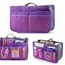 Органайзер Bag in bag maxi, фиолетовый (108536)
