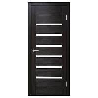 Межкомнатная дверь ПВХ Омис Лагуна ПО 600 мм венге