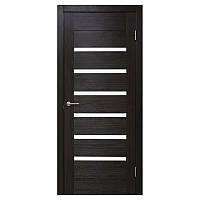 Межкомнатная дверь ПВХ Омис Лагуна ПО 900мм венге