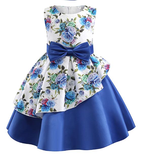 Нарядное электро платье,  для девочки Smart electric dress for girls для девочек 6 - 12 лет