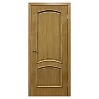 Межкомнатная дверь шпон Омис Капри 700мм глухая дуб