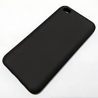 Чехол Silicone Cover для Xiaomi Redmi Go черный, фото 1