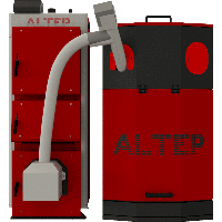 Котел на пеллетах Альтеп DUO UNI Pellet 95 кВт, фото 1