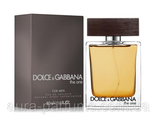 Туалетная вода Dolce & Gabbana The One For Men