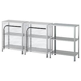 IKEA Стелаж HYLLIS (392.865.58)