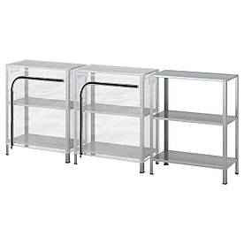IKEA Стеллаж HYLLIS (392.865.58)