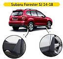 Брызговики MGC Subaru Forester SJ 2013-2018 г.в. Америка комплект 4 шт J1010SG250MC J1010SG251MC J1010SG301, фото 4