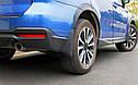 Брызговики MGC Subaru Forester SJ 2013-2018 г.в. Америка комплект 4 шт J1010SG250MC J1010SG251MC J1010SG301, фото 5
