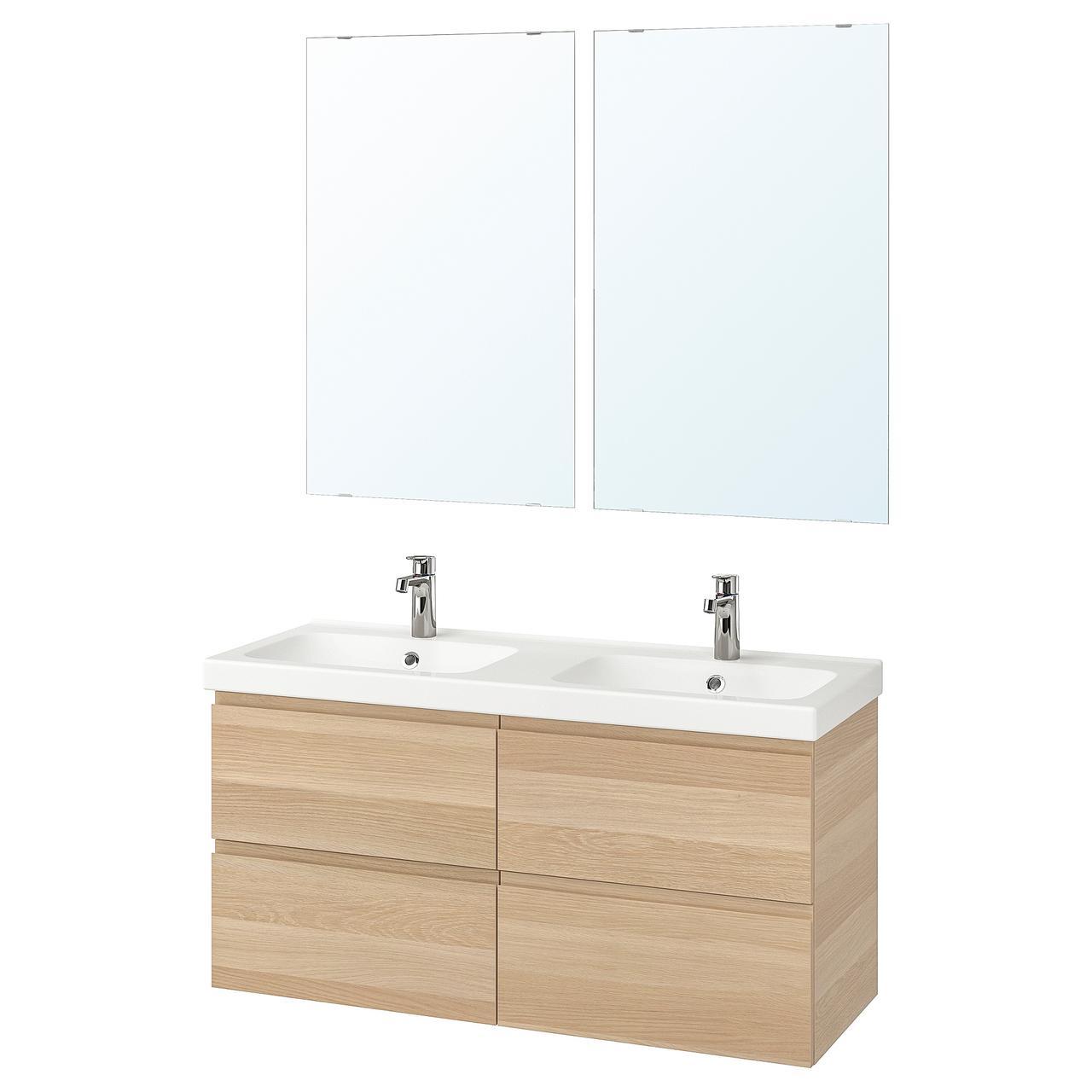 IKEA Комплект меблів для ванної GODMORGON / ODENSVIK ( 393.044.92)