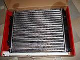 Радиатор охлаждения заз 1102 1103 таврия славута Aurora, фото 2