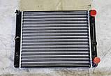 Радиатор охлаждения заз 1102 1103 таврия славута Aurora, фото 3