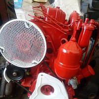 Двигатель Д-21 в сборе (реставрация)