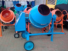 Бетономешалка А-Викт BWA 320/200 литров на 380 Вольт