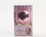 Расческа с ионизацией для ухода за кожей головы и волос, розовая, фото 2