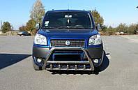 Кенгурятник Fiat Doblo (04 - 09), фото 1