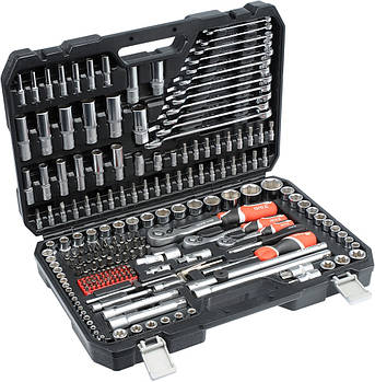 Набор инструментов 216 предметов YATO YT-38841