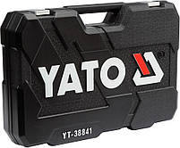 Набор инструментов 216 предметов YATO YT-38841, фото 2