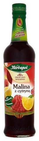 Сироп Herbapol  Малина c лимоном , 500 мл, фото 2