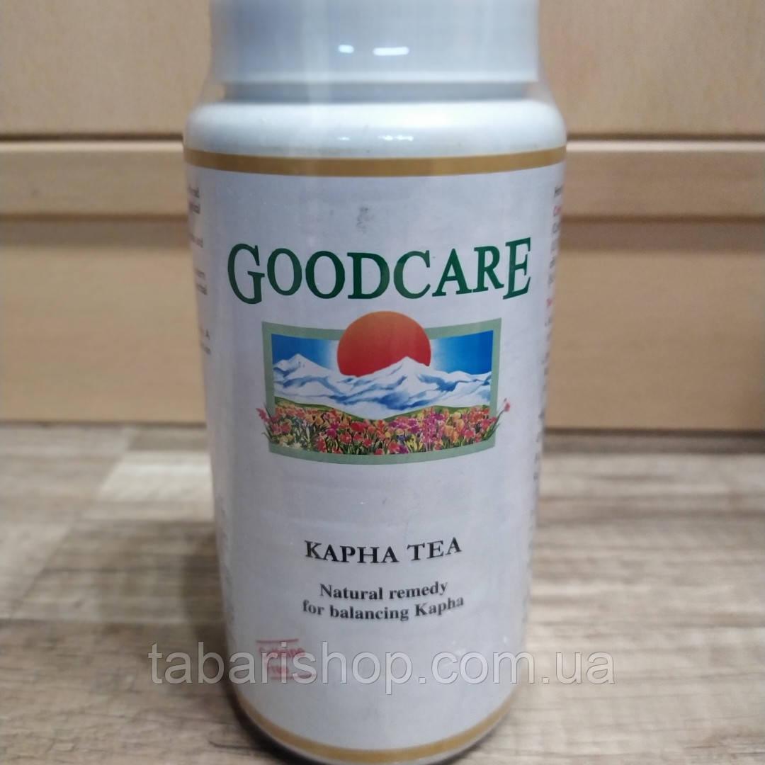 Чай Капха Гуд Кер Байдьянатх, Good Care Pharma Herbal Teas Kapha Tea, 100гр