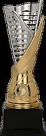 Кубок  9088, золотисто'-серый