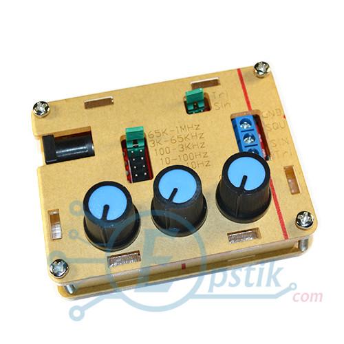 Функциональный генератор сигналов на базе XR2206