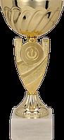 Кубок 9102, золотистый