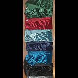 Велюровый комплект с халатом, фото 6